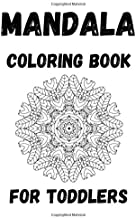 Mandala Coloring Book For Toddlers: Alphabet And Numbers With Mandala Patterns Beautiful Gift