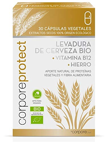 Levadura de Cerveza Bio 30 Cápsulas
