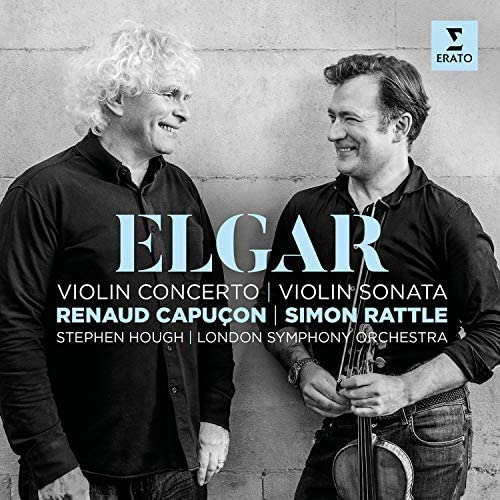 Renaud Capuçon, Stephen Hough, London Symphony Orchestra & Simon Rattle