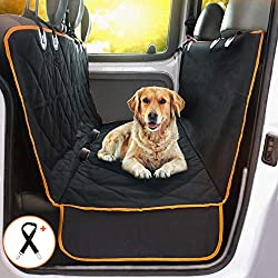 Doggie World Dog Car Seat Cover