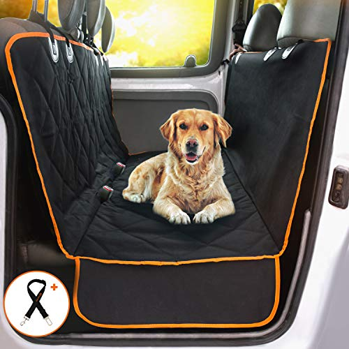 Doggie World Dog Car Seat Cover Hammock