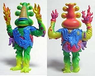 Lorbo Green Version Kaiju Designer Vinyl Figure Jim Woodring
