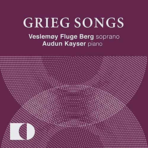 Veslemøy Fluge Berg & Audun Kayser