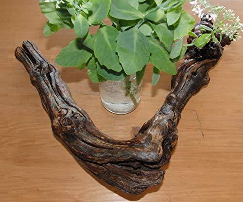 Rebenholz Tischdeko, 2, Tischschmuck, Holzdeko,
