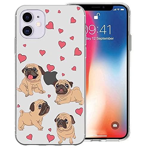 Funda para iPhone 13 Pro Protección Anti Choques y Caídas, Suave Silicona de TPU, Funda Anti Arañazos Compatible con iPhone 13 Pro [CASE170019]