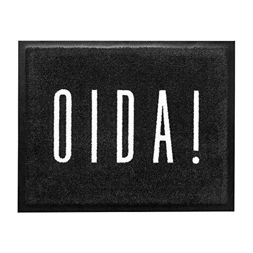 Du Hirsch | Oida | Bayerische Fussmatte | B x H: 60 cm x 45 cm