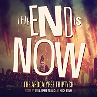The End Is Now audiobook cover art