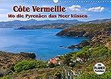 Cote Vermeille - Wo die Pyrenäen das Meer küssen (Wandkalender 2022 DIN A3 quer)
