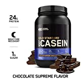 OPTIMUM NUTRITION GOLD STANDARD 100% Micellar Casein Protein Powder,...