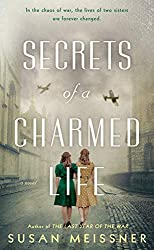 Secrets of a Charmed Life book cover with girls and a plan