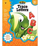 Big Skills for Little Hands Trace Letters WorkbookAlphabet, Letters, Sounds, Handwriting Practice, Tracing Activity Book for PreschoolKindergarten (32 pgs)