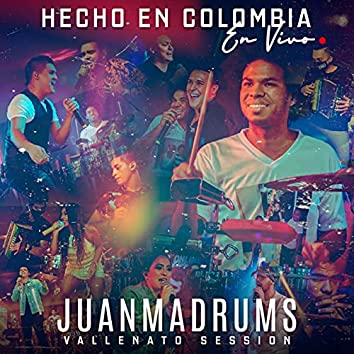 Hecho en Colombia [Vallenato Session) [En Vivo]