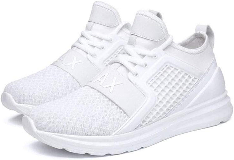 Mode skor, Air Cushion Andbar Mes Casual Casual Casual Athletic springaning skor (färg  D, Storlek  41 EU)  noll vinst