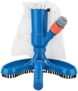 Bclaer72 Limpiador de Piscina, Mini Limpiador de Piscina, Acoplamiento rápido, Bandeja de aspiración, hogar, Objetos, Hoover, Objetos flotantes, Herramientas de Limpieza de succión