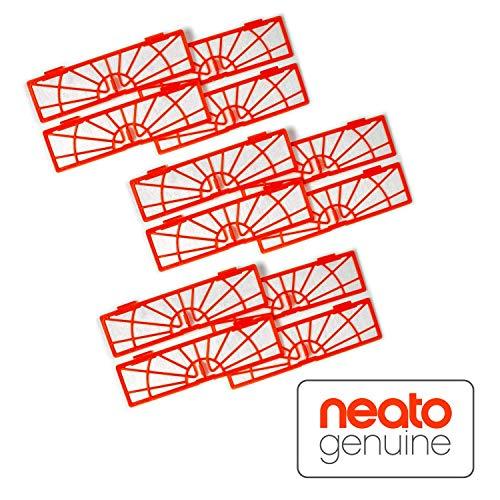 Neato 945-0131 - Filtre Standard pour Aspirateur BotVac - 12 unités