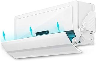 Prevención De La Moda Aire Acondicionado Soplado Deflector, Deflector De Aire Acondicionado Montado En La Pared, Hogar/Oficina/Dormitorio - Panel Decorativo De Aire Acondicionado (Size : 92cm)
