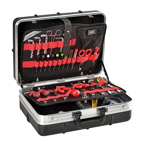 cassetta attrezzi elettricista vuota GT LINE REVO PEL Valigia porta utensili in ABS termoformato ad alto spessore