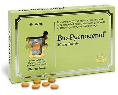 Pharma Nord 40mg Bio-Pycnogenol 60 Tablets