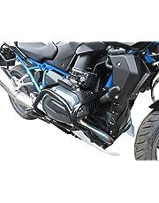 Defensa protector de motor Heed para R 1200 R/R 1200 RS (2015-2018) - negro