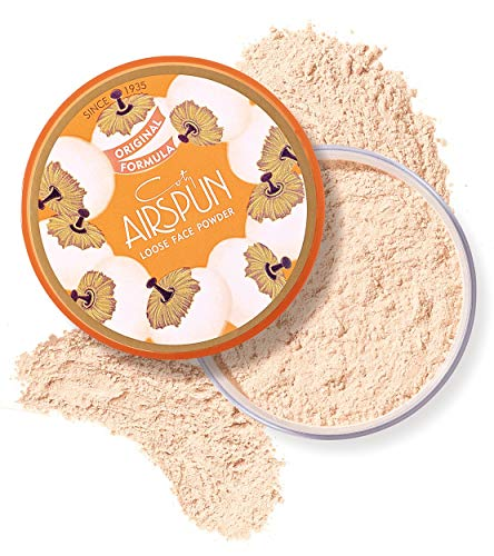 Coty Airspun Loose Face Powder Translucent Cipria
