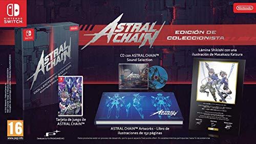 Astral Chain - Edición Limitada: Amazon.es: Videojuegos