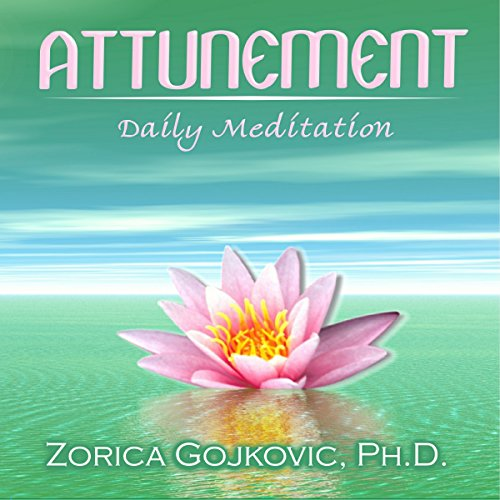 Attunement: Daily Meditation audiobook cover art