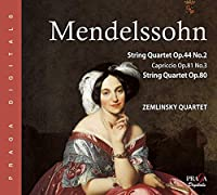 String Quartets Nos. 4 & 6 Capriccio