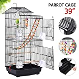 Bird Cage With Tops