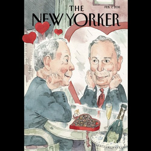 The New Yorker, Feburary 7th 2011 (Jerome Groopman, John Seabrook, Sasha Frere-Jones) audiobook cover art