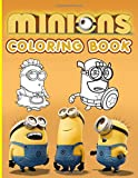 Minion Coloring Book: Coloring Books For Adults And Kids