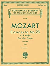 piano concerto 23 in a k488