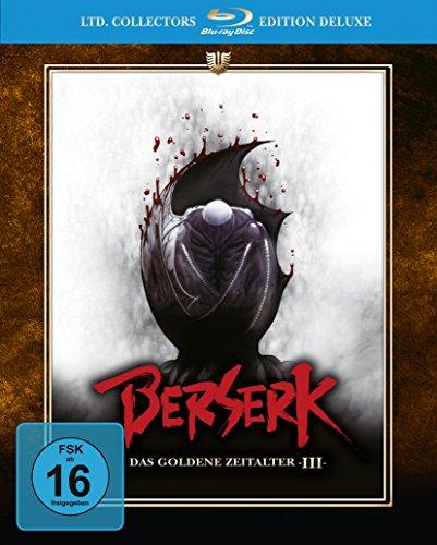 Berserk - Das goldene Zeitalter 3 [Blu-ray] [Limited Deluxe Collector's Edition] [Limited Deluxe Edition]