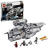 LEGO 75292 Star Wars Der Mandalorianer – Razor Crest, mit Baby Yoda und weiteren Minifiguren aus...