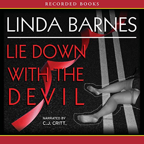 Lie Down with the Devil  cover art