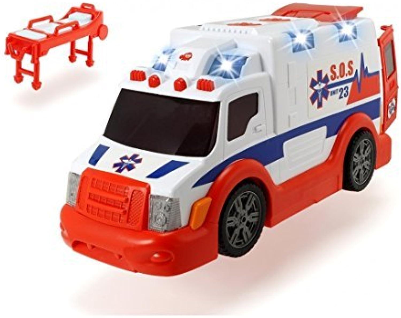 Ven a elegir tu propio estilo deportivo. Dickie Juguetes Ambulance by by by Dickie Juguetes  grandes ofertas