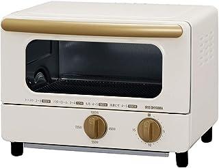 PLEASUR Horno eléctrico de 10L, encimera Mini Oven 1000W Potencia de cocción Temporizador de 30 Minutos, incluida la Bandeja para Hornear (Color: Blanco)