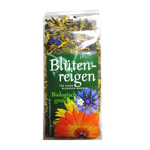 Kräutergarten - Bio Blütenreigen - 50g