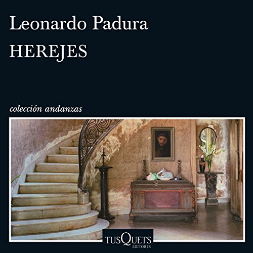 Herejes cover art