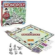 Das berühmte Spiel um den großen Deal - Kaufen, verkaufen, träumen und betrügen - auf dem Weg nach ganz oben Die Spieler kaufen, verkaufen und handeln, um zu gewinnen - Grundstücke kaufen, verkaufen und tauschen Häuser und Hotels kaufen und verkaufen...