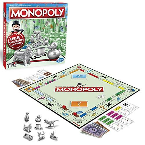 Hasbro -  Monopoly Classic,
