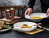 ChasBete Kerzenhalter Holz Teelichthalter Set, Unity Herz Teelicht Kerzenhalter, Romantisch Tischdeko Wohnzimmer - Braun - 5