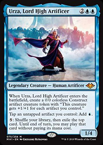 Magic: The Gathering - Urza, Lord High Artificer - Modern Horizons