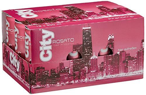 City Rosato Frizzante (12 x 0.2 l)