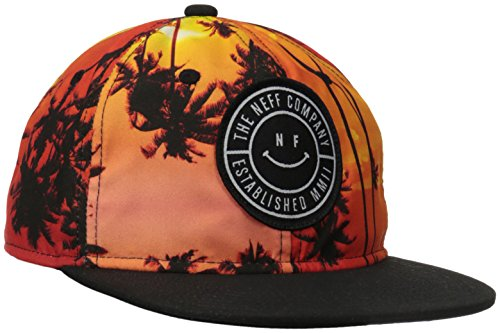 Neff Q15P00019 Visera, Naranja (Orange), U Unisex Adulto