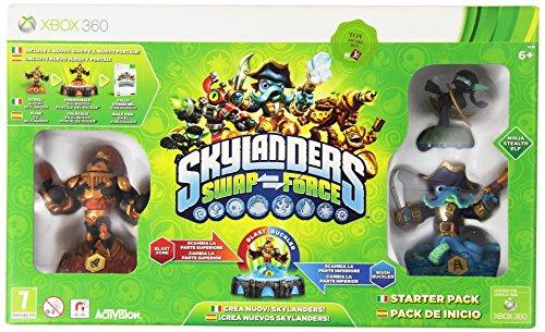 Skylanders SwapForce: Starter Pack