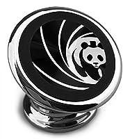 車載ホルダー マグネット式 スマホホルダー 車 携帯ホルダー 粘着式 超強磁力 360度回転 全機種対応 調整可能 可愛い おしゃれ 片手 磁石 粘着 落下防止 高級合金素材