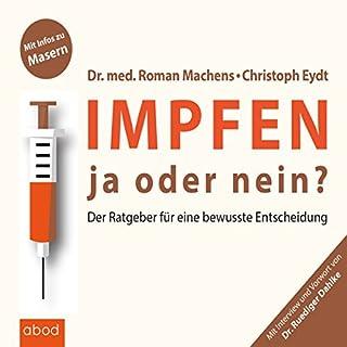 Impfen - ja oder nein? Titelbild