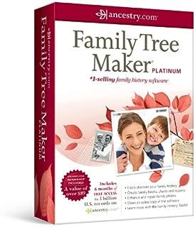 Family Tree Maker 2011 Platinum [Old Version]