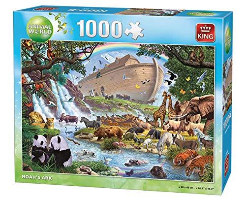 King 5330Arca di Noè Puzzle