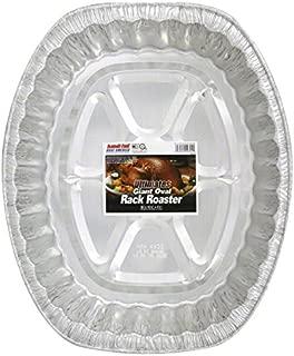 oval foil trays